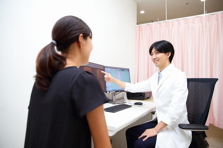 内視鏡検査は胃がんの早期発見に最も有効な検査です